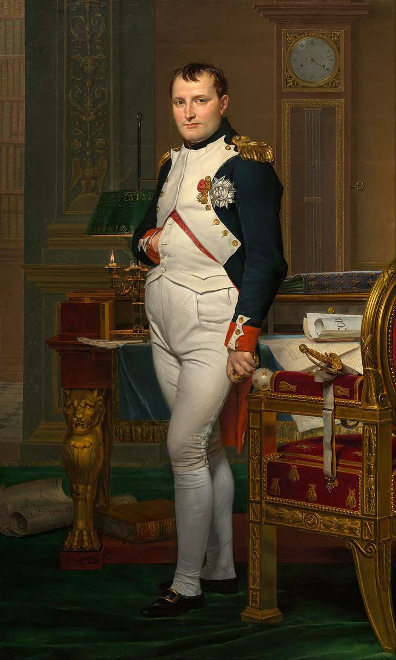 Louis_David_-_The_Emperor_Napoleon_in_His_Study_at_the_Tuileries_-_Google_Art_Project
